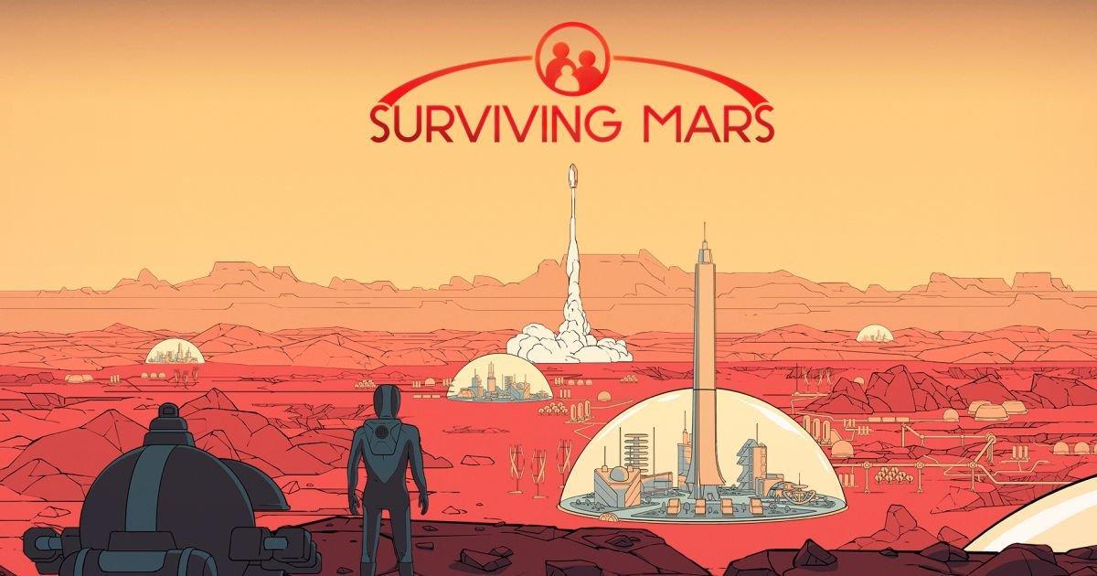 Surviving Mars AR Steam Gift