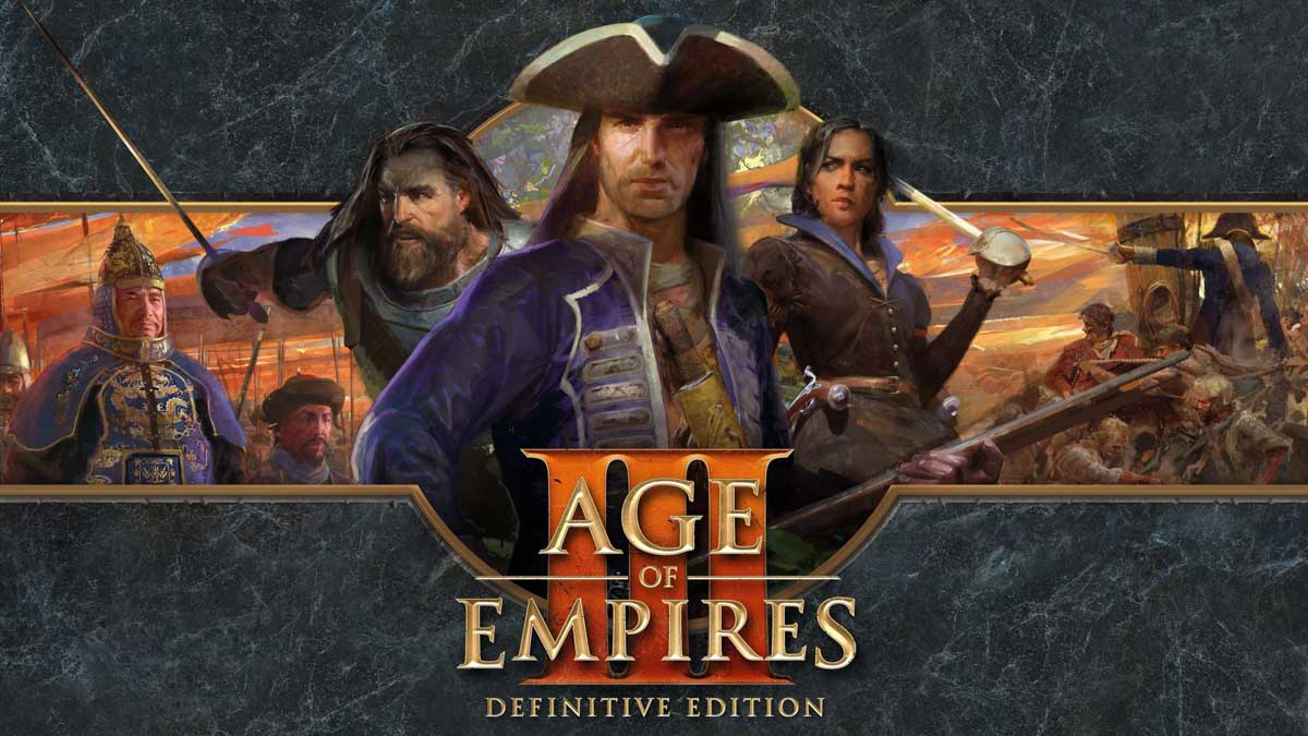 Age of Empires III: Definitive AR Steam Gift