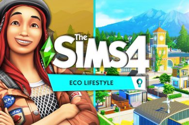 The Sims 4 ECO LIFESTYLE Origin CD Key