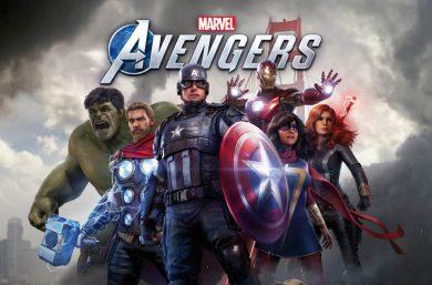 Marvels Avengers 22 RU Steam Gift