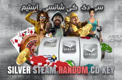 Silver Steam Random CD Key