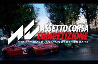 Assetto Corsa Competizione AR Steam Gift