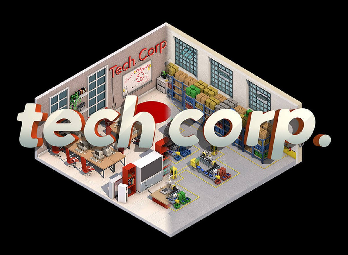 Tech Corp AR Steam Gift