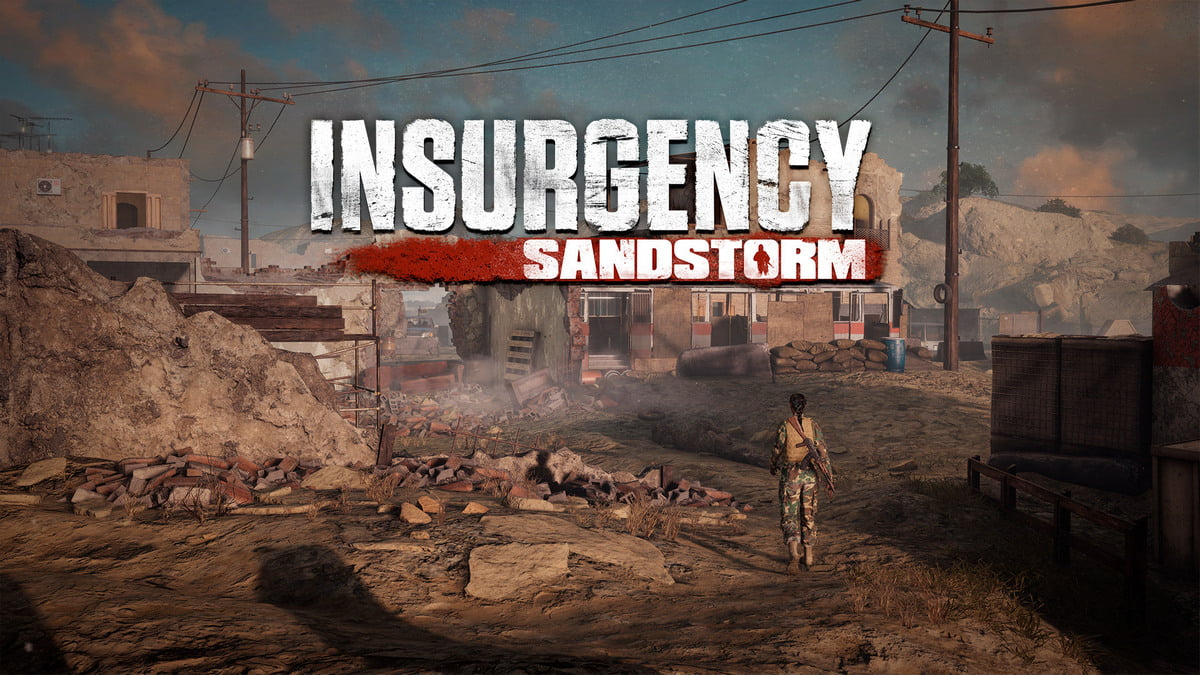 Insurgency: Sandstorm TR Steam Gift