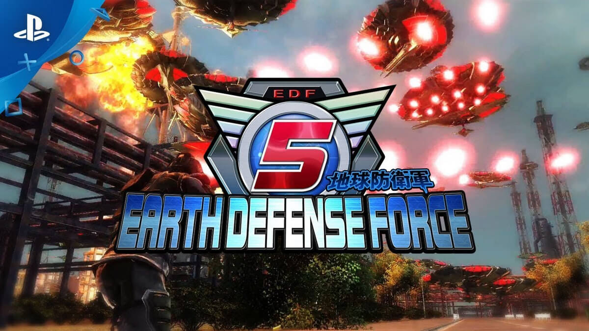 Earth Defense Force 5 AR Steam Gift