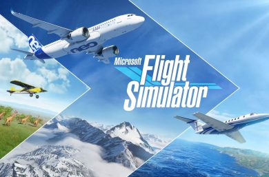 Microsoft Flight Simulator BR Steam Gift