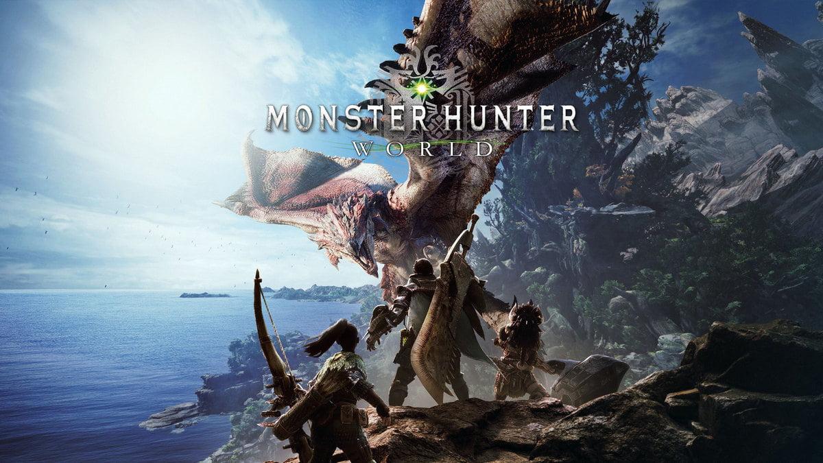 Monster Hunter: World BR Steam Gift