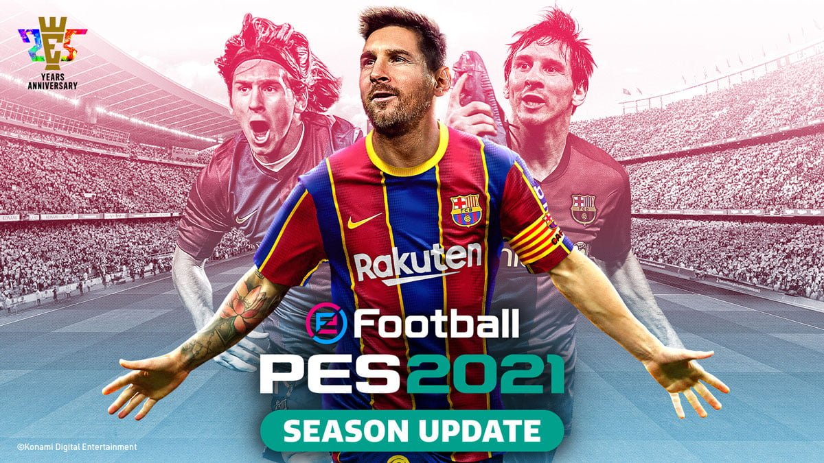 eFootball PES 2021 TR Steam Gift
