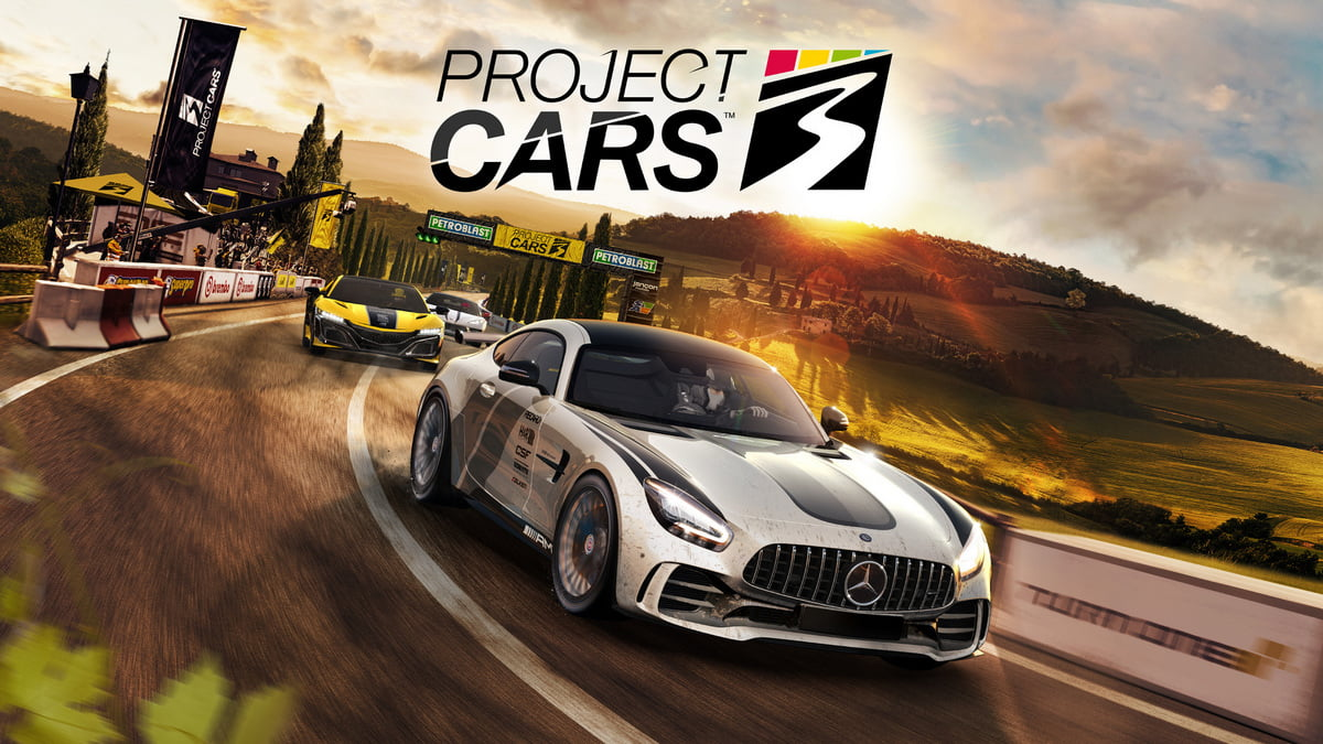 Project CARS 3 RU Steam Gift