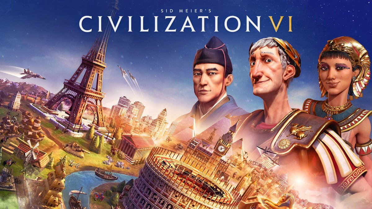 Sid Meier's Civilization VI AR Steam Gift
