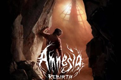 Amnesia: Rebirth AR Steam Gift