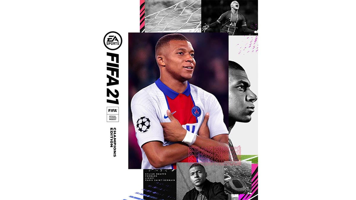 FIFA 21 Origin Champions CD Key