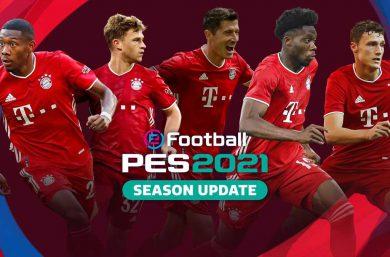 eFootball PES 2021 FC BAYERN MÜNCHEN RU Steam CD Key