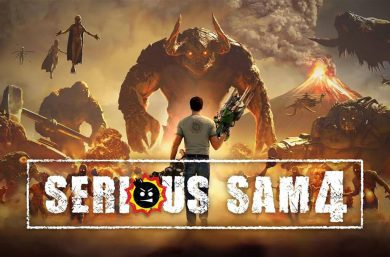 Serious Sam 4 AR Steam Gift