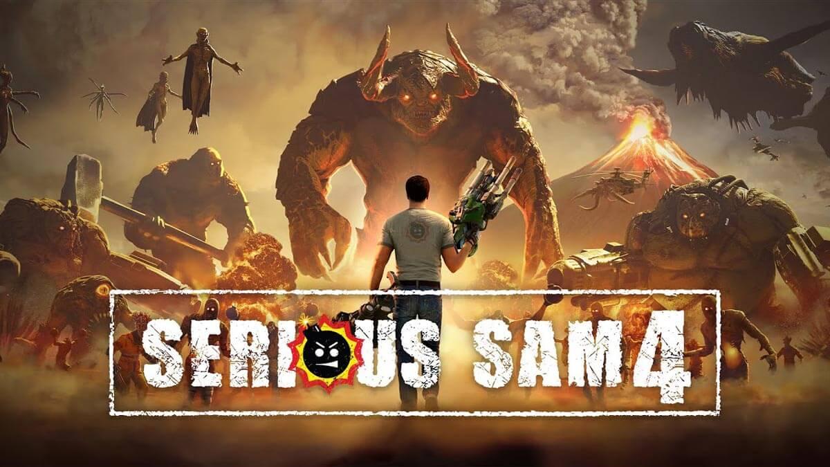 Serious Sam 4 AR Steam Gift