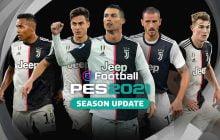 eFootball PES 2021 JUVENTUS RU Steam CD Key