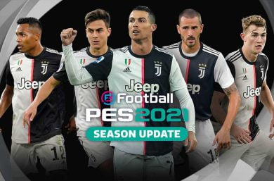 eFootball PES 2021 JUVENTUS RU Steam CD Key