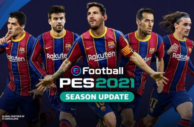 eFootball PES 2021 FC BARCELONA RU Steam CD Key