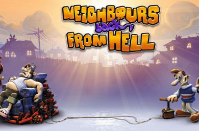 Neighbours back From Hell AR Steam Gift