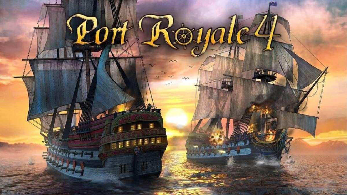 Port Royale 4 AR Steam Gift