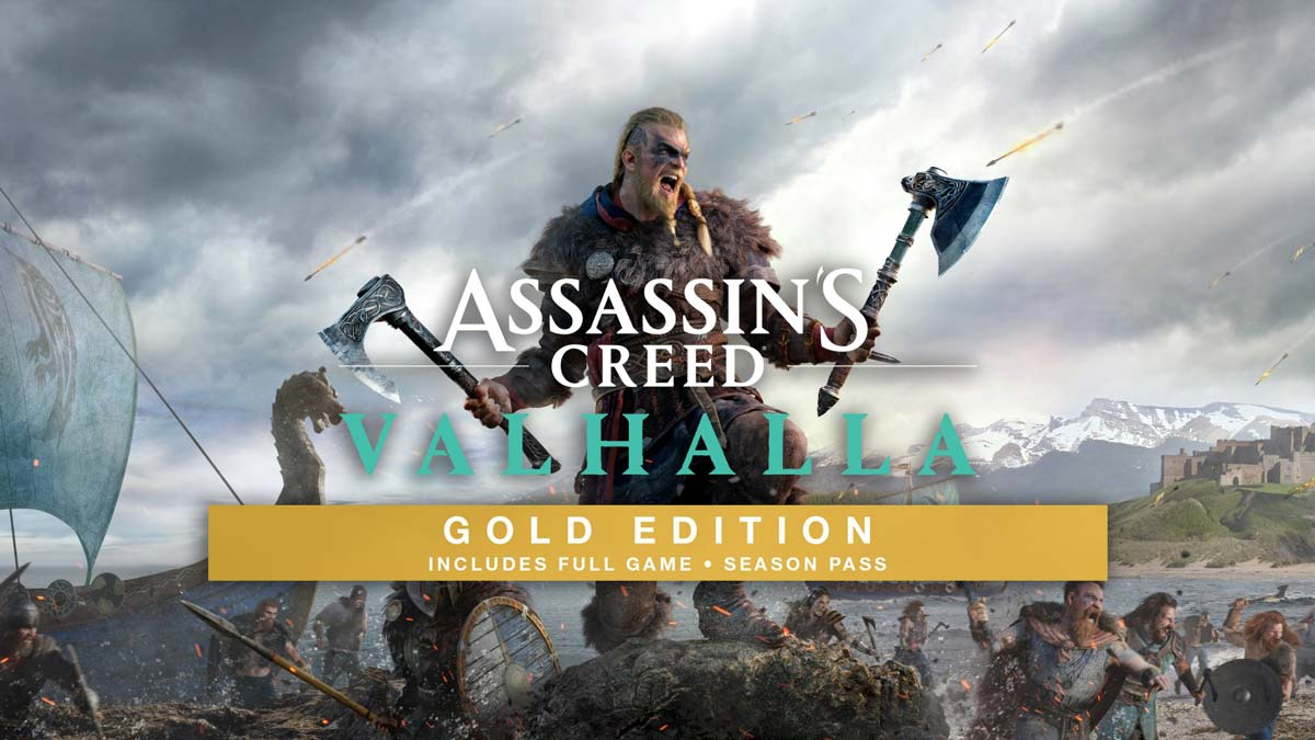 Assassin's Creed Valhalla RU Gold Epic Games Direct