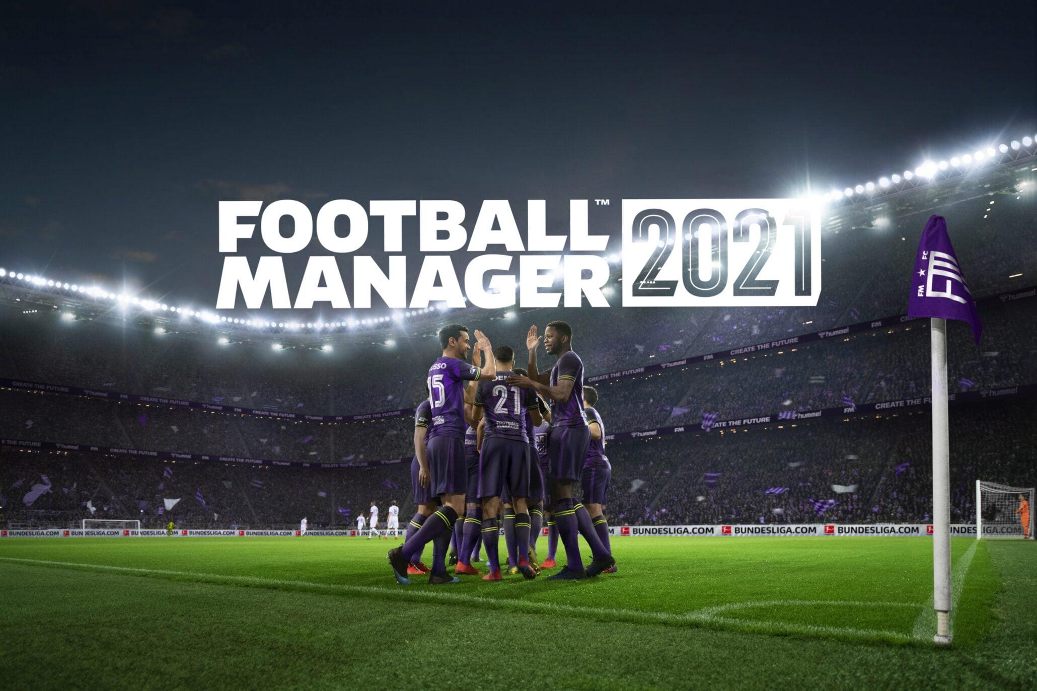 Football Manager 2021 RU Steam CD Key