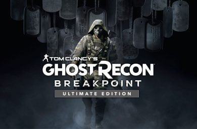 Tom Clancy's Ghost Recon Breakpoint - Ultimate Edition EU Uplay CD Key