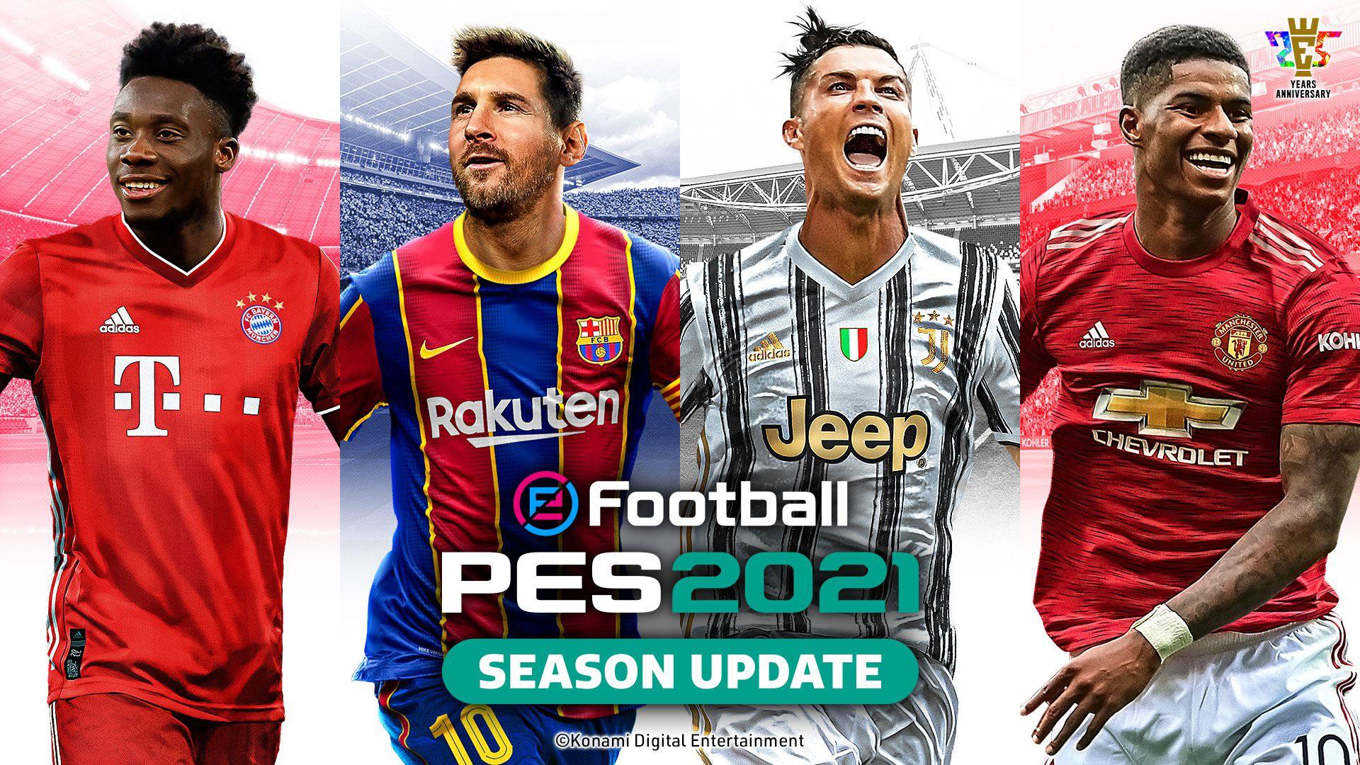 eFootball PES 2021 Steam CD Key