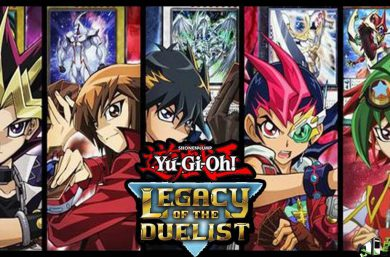 Yu-Gi-Oh! Legacy of the Duelist Link Evolution TR Steam Gift