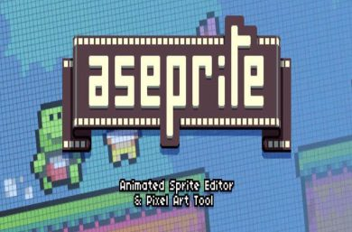 Aseprite AR Steam Gift