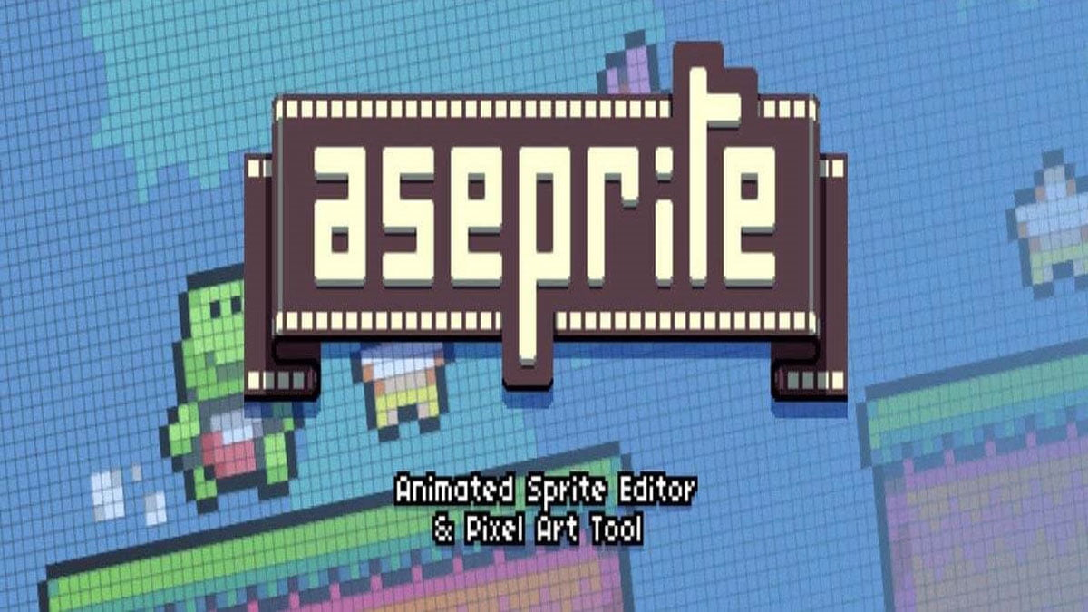 Aseprite AR Steam Gift