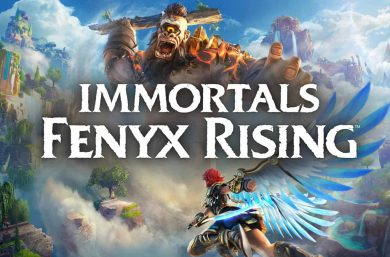 Immortals Fenyx Rising EU Uplay CD Key