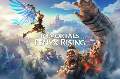 Immortals Fenyx Rising RU Epic Games Direct