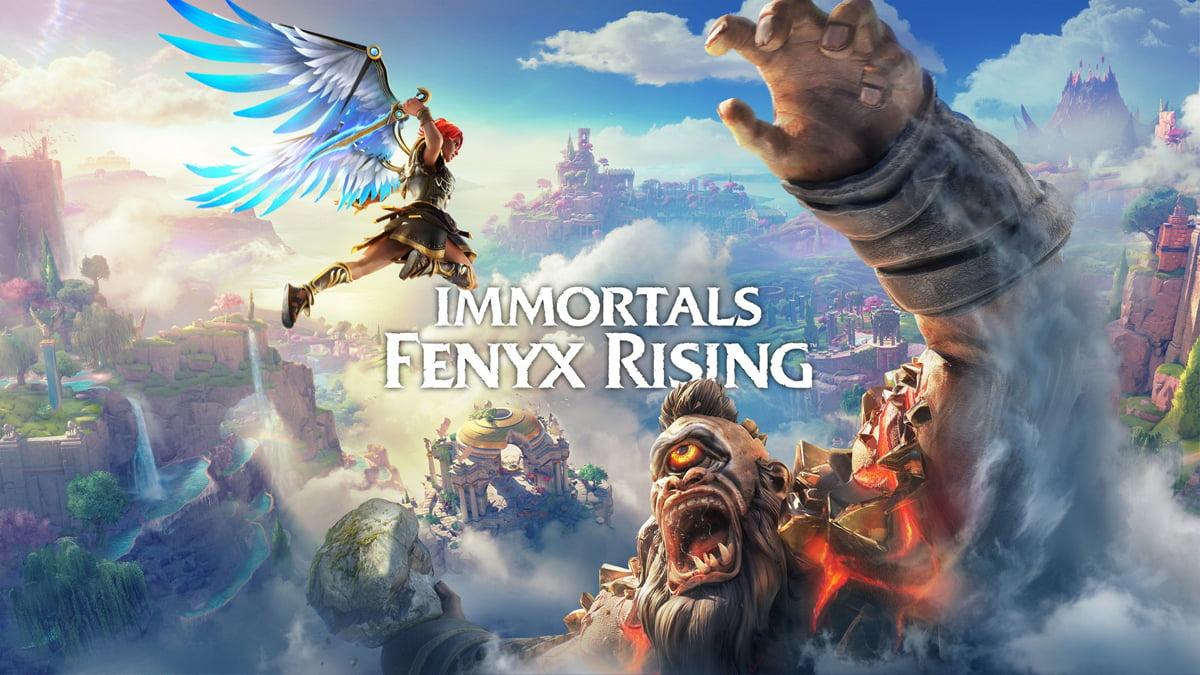 Immortals Fenyx Rising RU Epic Games Direct