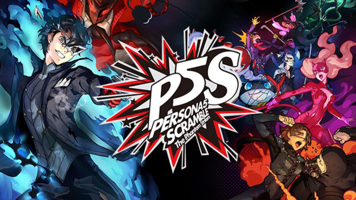 Persona 5 Strikers AR Steam Gift