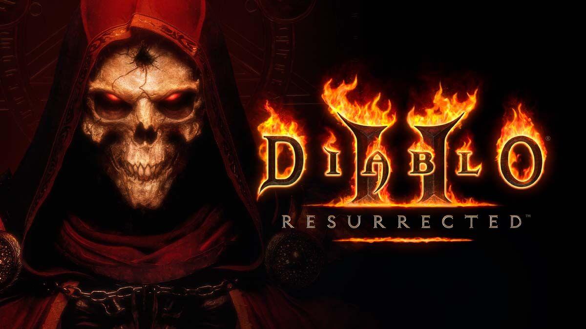 Diablo II Resurrected RU Battle.net Direct