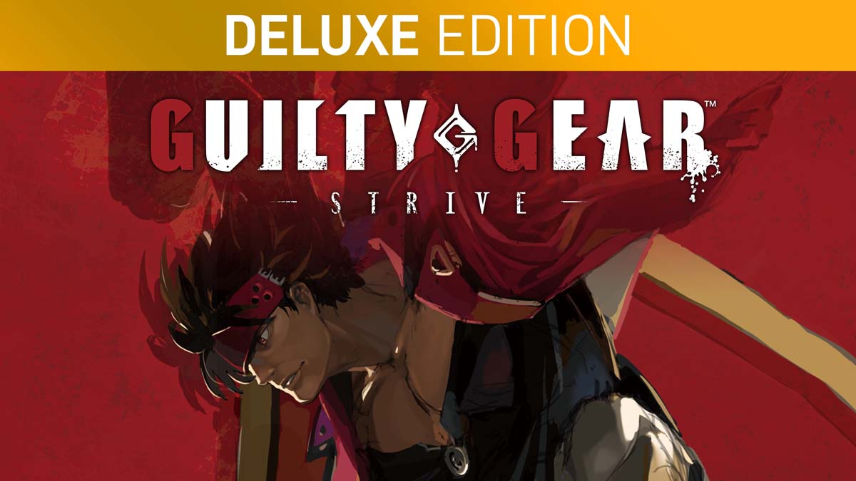 GUILTY GEAR -STRIVE- Deluxe AR Steam Gift