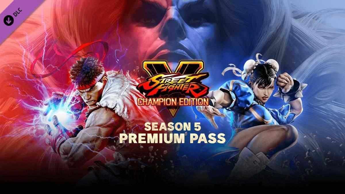 Street Fighter V - Season 5 Premium Pass