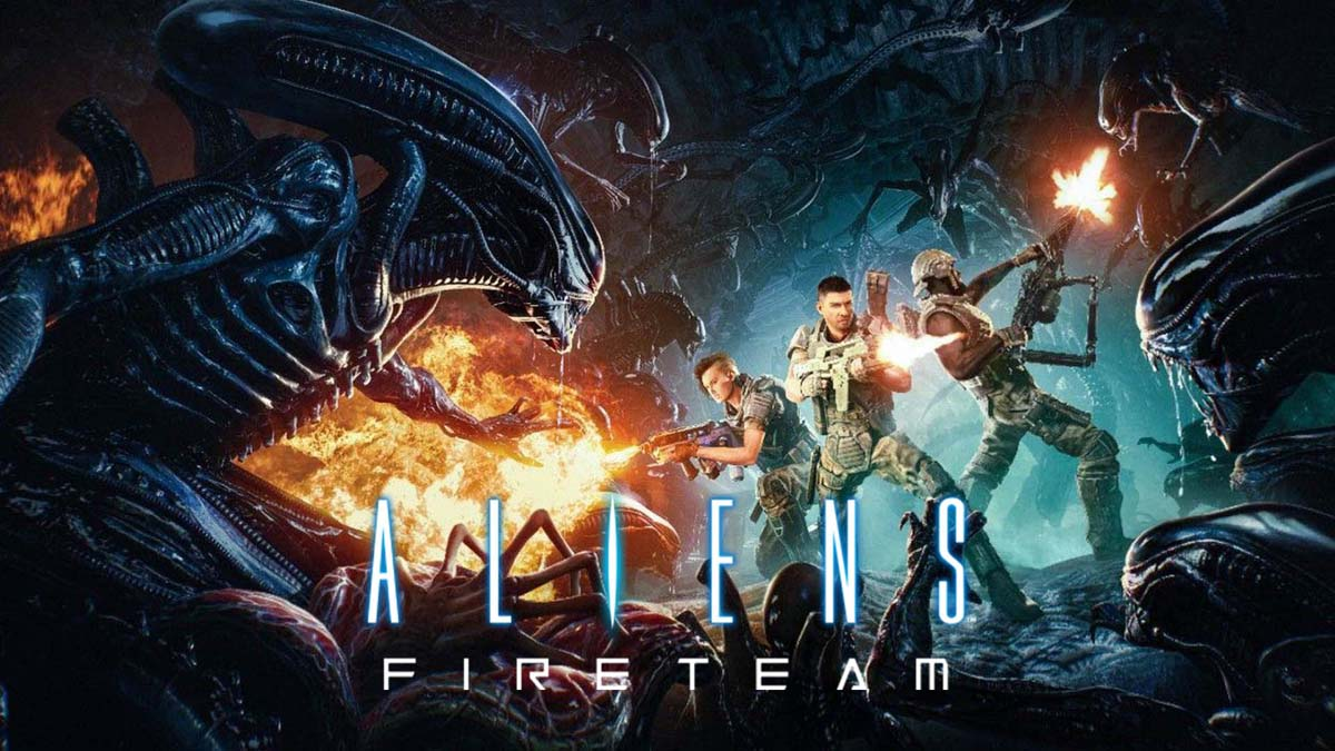 Aliens Fireteam AR Steam Gift