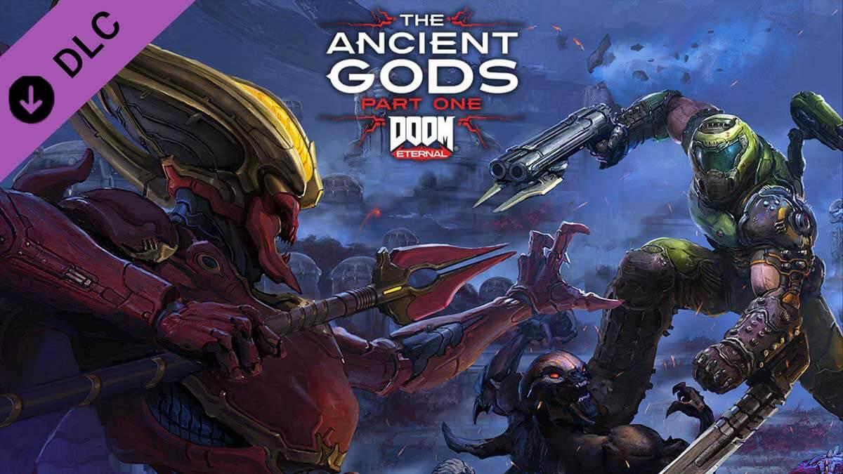 DOOM Eternal The Ancient Gods Part One AR Steam Gift