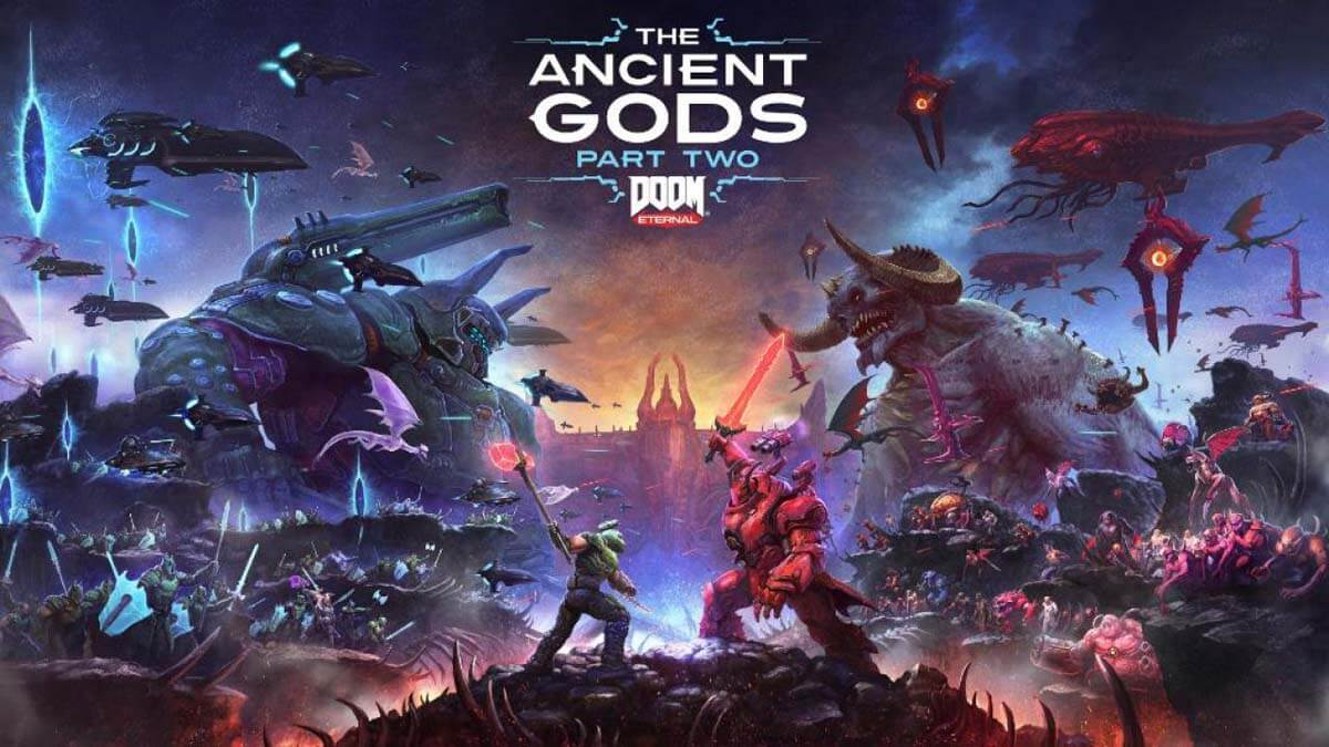 DOOM Eternal The Ancient Gods Part Two AR Steam Gift