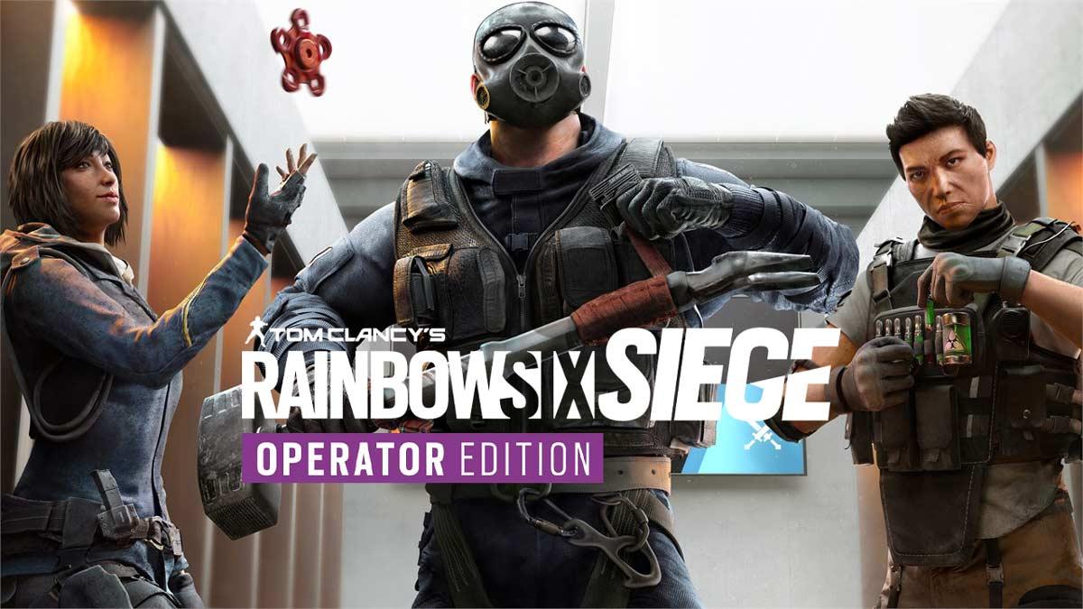 Tom Clancy's Rainbow Six Siege - Operator AR Steam Gift