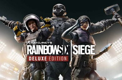 Tom Clancy's Rainbow Six Siege - Deluxe AR Steam Gift