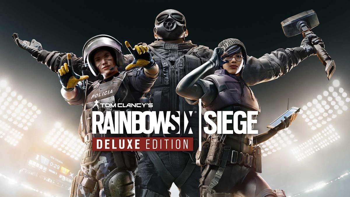 Tom Clancy's Rainbow Six Siege - Deluxe AR Steam Gift