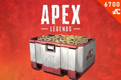 Apex Legend 6700 Coins Origin CD Key