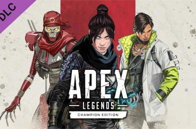 Apex Legends - Champion AR Steam Gift