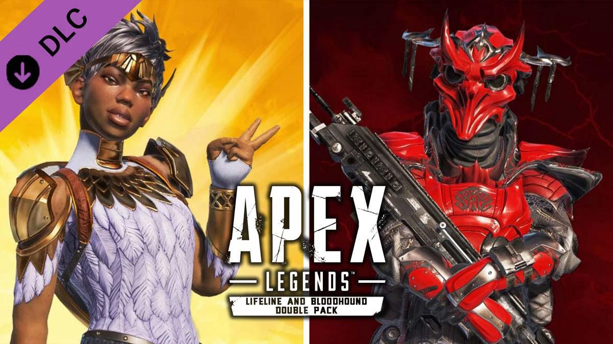 Apex Legends - Lifeline and Bloodhound AR Steam Gift