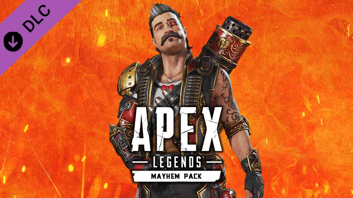 Apex Legends - Mayhem Pack AR Steam Gift