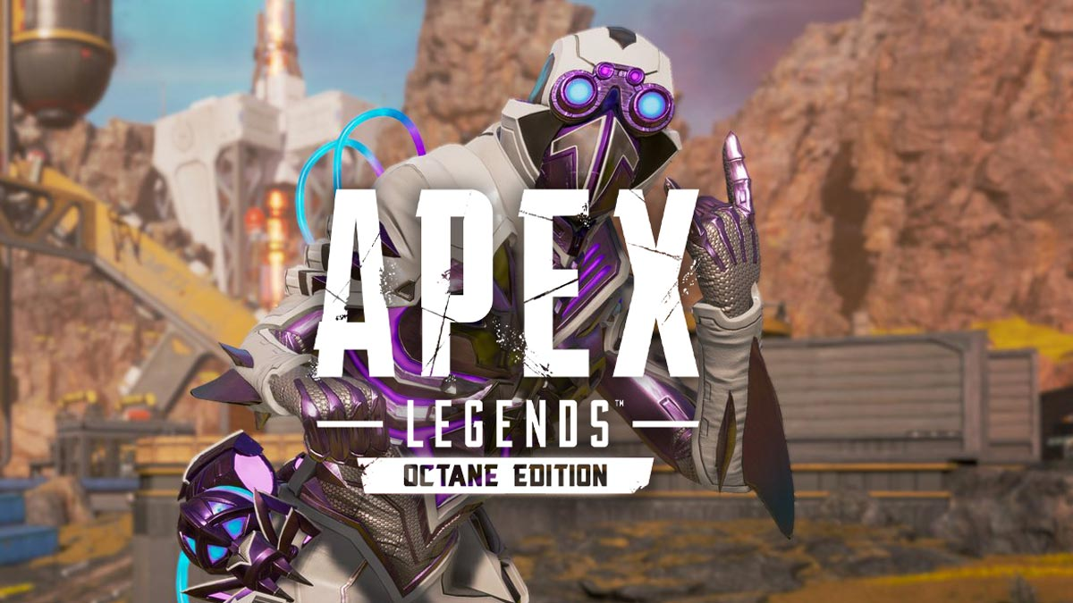 Apex Legends - Octane Origin CD Key