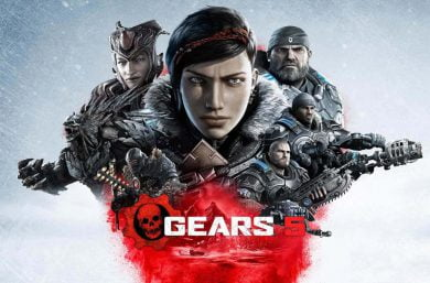 Gears 5 Game of the Year RU Steam Gift